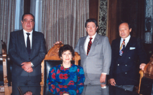 Expresidentes de la SQM